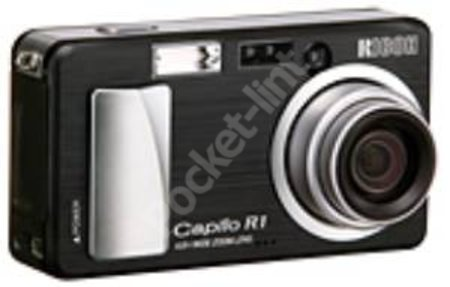 Ricoh Caplio R1 review