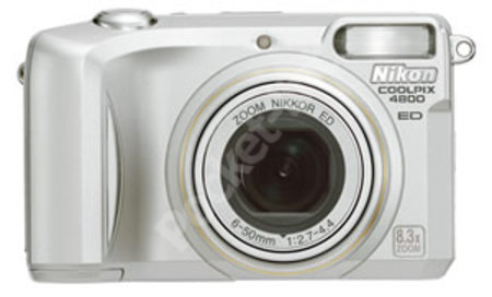 Nikon Coolpix 4800 Digital camera