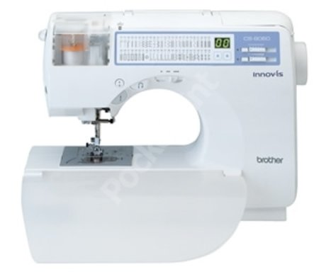 Brother Computer Sew Machine Innovis CS 8060 review