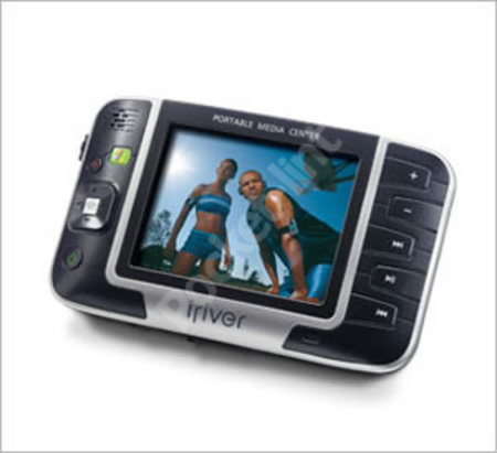 iriver PMC-120 Portable Media Center - photo 1