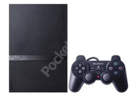 Slim-line PlayStation 2 (PS2)