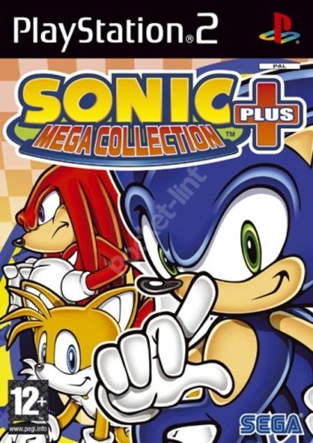 Sonic Mega Collection - PS2