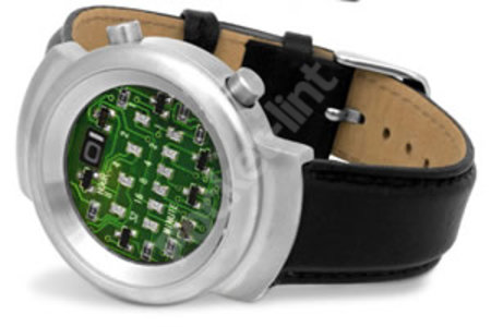 01 Binary watch review - photo 1