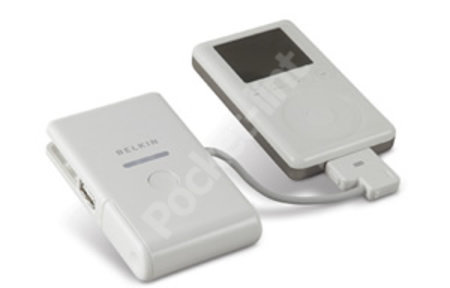 Belkin Digital Camera Link for iPod review