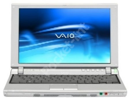 SONY Vaio VGN-T2XP review