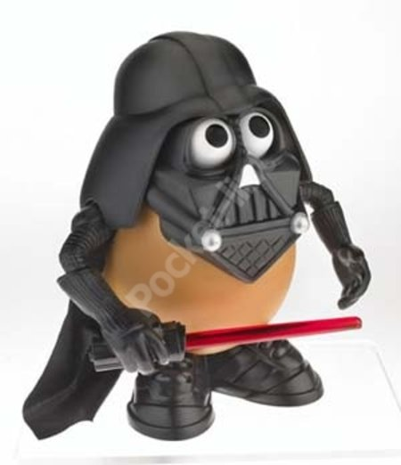 Star Wars - Mr Potato Head Darth Tater review
