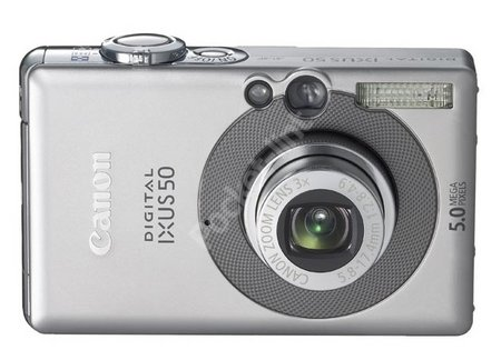 Canon IXUS 50 digital camera