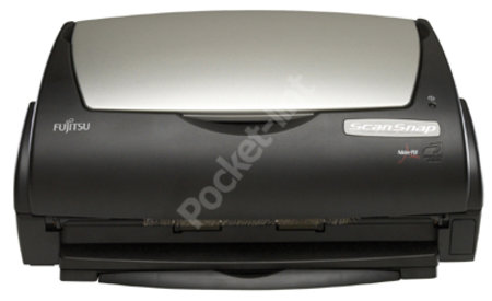 Fujitsu fi-5110EOX2  ScanSnap Scanner review