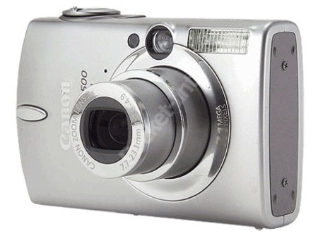 Canon Ixus 700 Digital Camera
