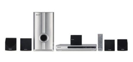 Pioneer DCS-232 home cinema system