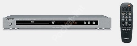 Yamaha DVD-S557 DVD player
