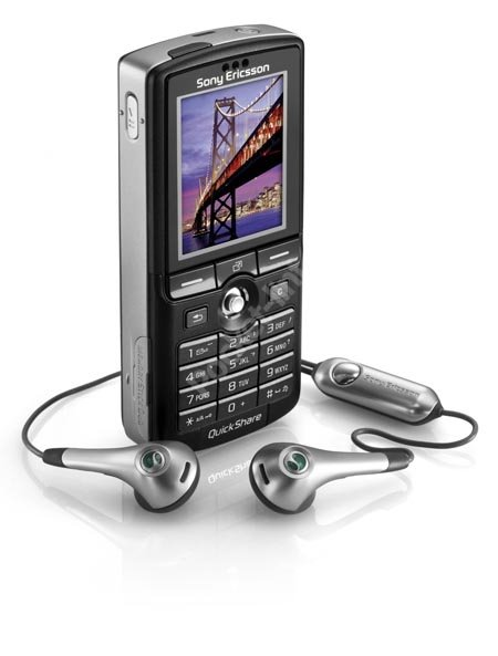 Sony Ericsson K750i Mobile Phone