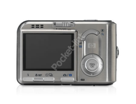 HP R817 Digital Camera