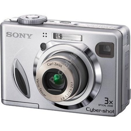 Sony DSC-W7 Digital Camera review