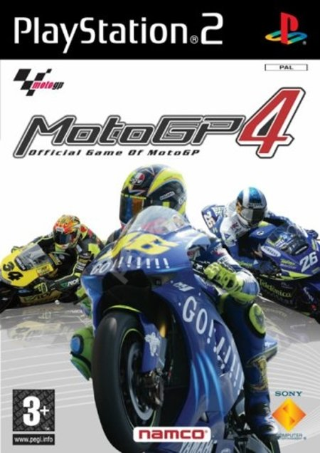 Moto GP 4 - PS2 review