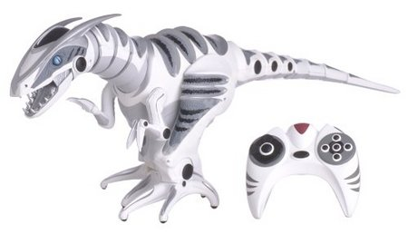 Roboraptor toy robot review