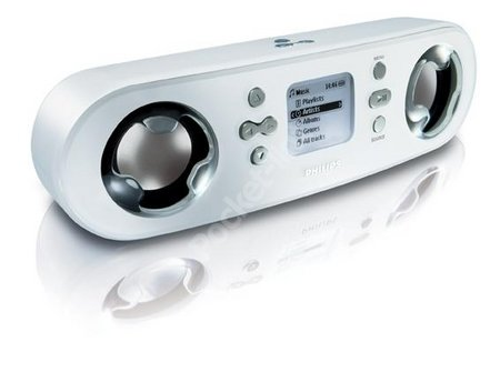 Philips ShoqBox (PSS110) MP3 player