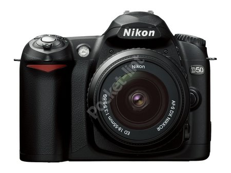 Nikon D50 DSLR review