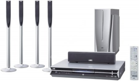 JVC TH-R3 Home cinema system