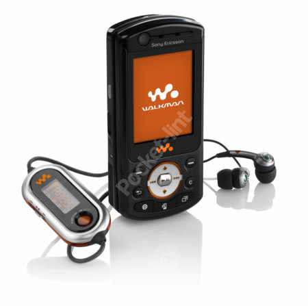 Sony Ericsson W900 mobile phone
