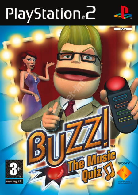 Buzz - PS2 review