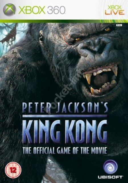 King Kong - The Official Game of the Movie - Xbox360