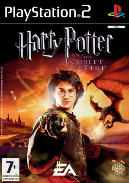 Harry Potter and the Goblet of Fire - PS2 review