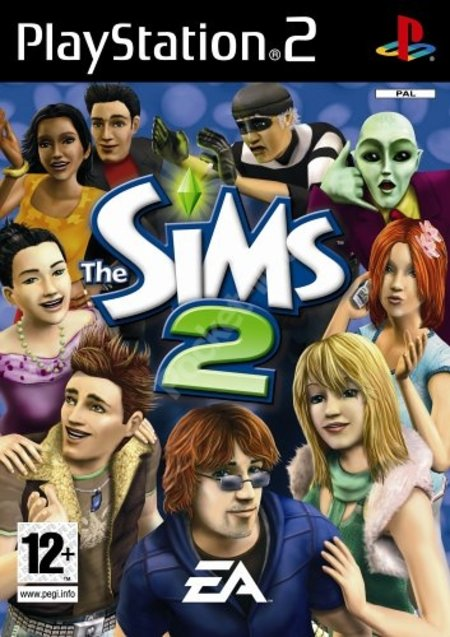 The Sims 2 - PS2 review