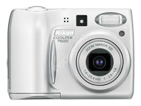 Nikon Coolpix 7600 review