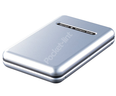 Buffalo MiniStation 40Gb hard drive review