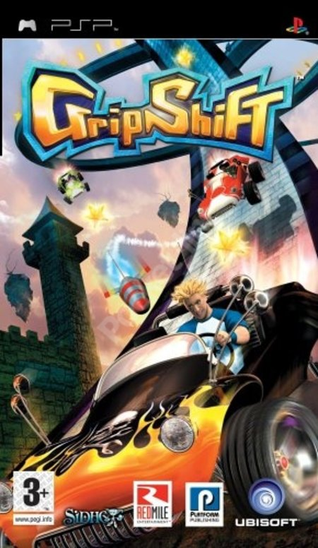 Gripshift - PSP review