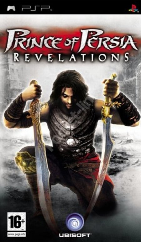 Prince of Persia Revelations - PSP