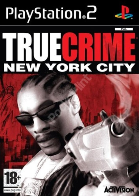 True Crime: New York City - PS2 review