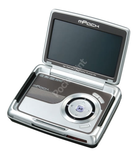 mPack 600 media player