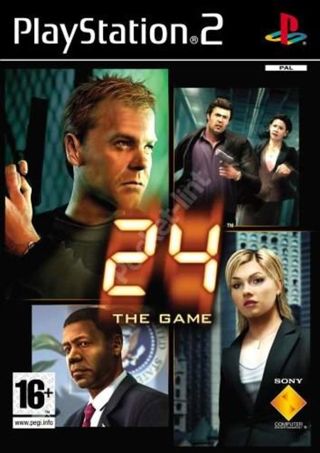 24 The Game – PS2