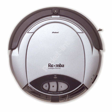 i-Robot Roomba vacuum cleaner review