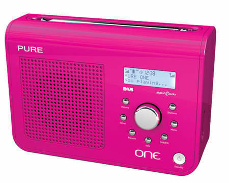Pure Digital One DAB Digital Radio - EXCLUSIVE