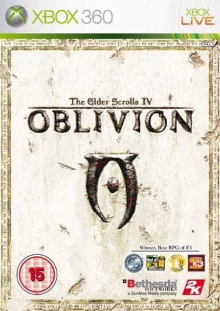 The Elder Scrolls IV: Oblivion - Xbox360
