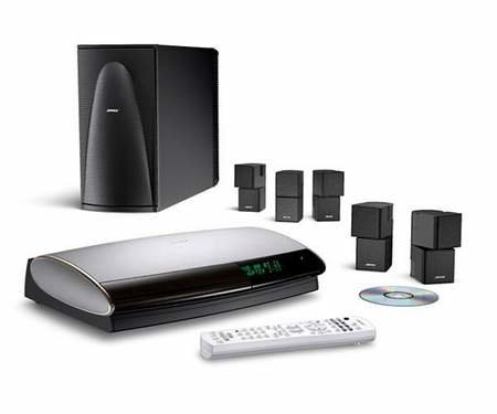Bose Lifestyle 48 home cinema system