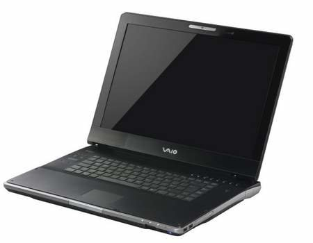 Sony Vaio VGN-AR11S Blu-ray laptop