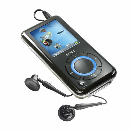 SanDisk Sansa e260 MP3 player review