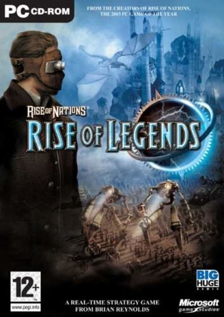 Rise of Nations - Rise of Legends - PC
