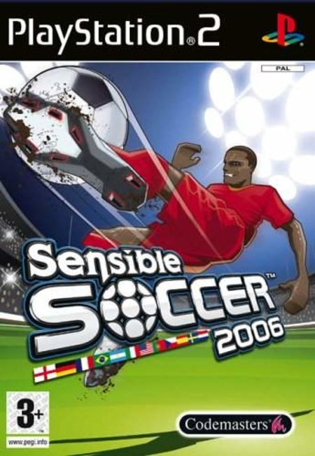 Sensible Soccer 2006 - PS2 - photo 1