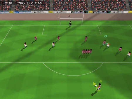 Sensible Soccer 2006 - PS2 review - photo 5