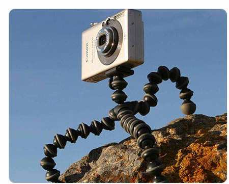 Joby Gorillapod camera tripod review
