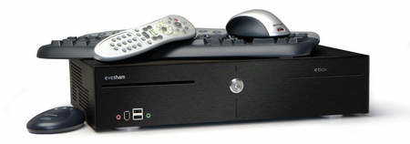 Evesham eBox 3 Media Center review