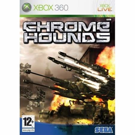 Chromehounds - Xbox360