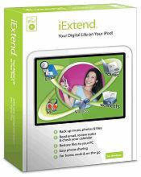 memeo iExtend for iPod review