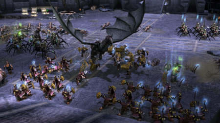 Lord of the Rings: The Battle for Middle Earth II - Xbox360 review - photo 2