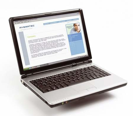Averatec 4360 laptop
